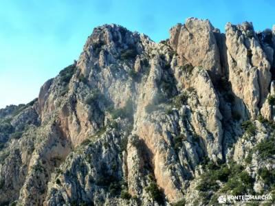 Peñón Ifach;Sierra Helada;Puig Campana;Sierra Bernia;grupos de viajes puente de la constitucion en
